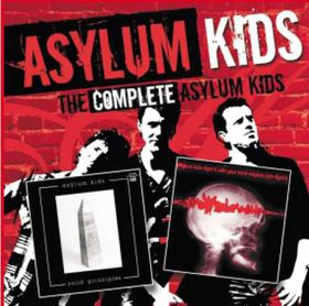 The Asylum Kids - Fight It With Your Mind / Solid (CD)