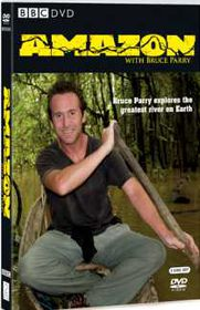Amazon With Bruce Parry - (Import DVD)
