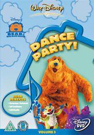 Bear/Big Blue House-Dance Par. - (Import DVD)