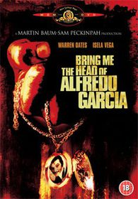 Bring Me The Head Of Alfredo Garcia  (Import DVD)