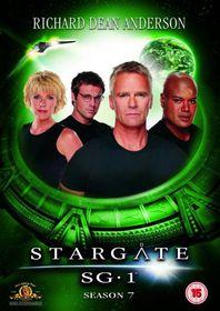 Stargate SG-1: Season 7 (Import DVD)