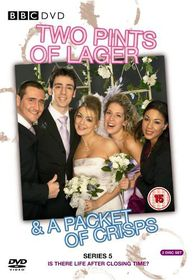 2 Pints of Lager & a Packet of Crisps - Series 5 - (DVD)