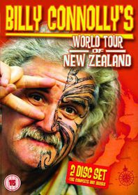 Billy Connolly - World Tour Of New Zealand (Import DVD)
