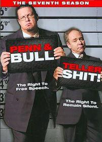 Penn & Teller:Bullshit Season 7 - (Region 1 Import DVD)