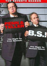 Penn & Teller:Bs Complete Seventh - (Region 1 Import DVD)