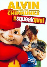 Alvin and the Chipmunks:Squeakquel - (Region 1 Import DVD)