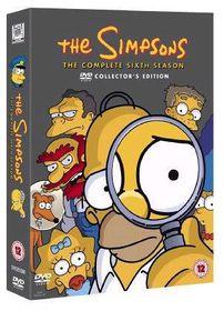 Simpsons - Series 6 - (Import DVD)