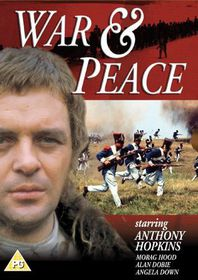 War and Peace - (Import DVD)
