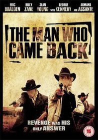 Man Who Came Back - (Import DVD)