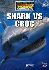 Shark Vs Croc - (Import DVD)