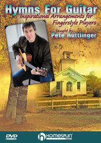 Hymns For Guitar - (Import DVD)