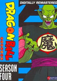 Dragon Ball:Season 4 - (Region 1 Import DVD)