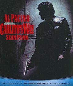 Carlito's Way - (Region A Import Blu-ray Disc)