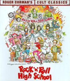 Rock N Roll High School - (Region A Import Blu-ray Disc)