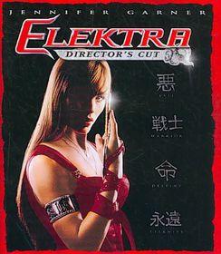 Elektra (Director's Cut) - (Region A Import Blu-ray Disc)
