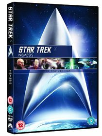Star Trek 10: Nemesis (Remastered) - (Import DVD)