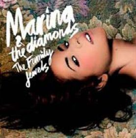 Marina & The Diamonds - The Family Jewels (CD)