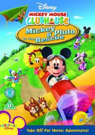 Mickey Mouse Clubhouse: Mickey & Pluto to the Rescue - (Import DVD)