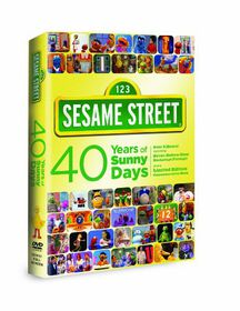 Sesame Street: 40 Years of Sunny Days - (Import DVD)