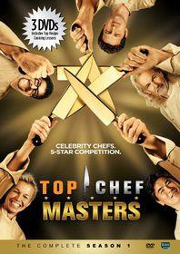 Top Chef:Masters Season 1 - (Region 1 Import DVD)