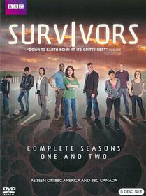 Survivors:Complete Seasons One and Tw - (Region 1 Import DVD)