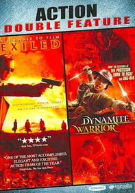 Action Double Feature - (Region 1 Import DVD)