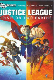 Justice League Crisis on Two Earths (DVD)