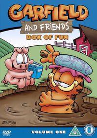 Garfield and Friends: Volume 1 - Box of Fun - (Import DVD)