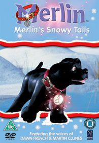 Merlin Magic Puppy - Snowy Tails - (Import DVD)