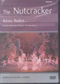 Tchaikovsky: The Nutcracker - (Australian Import DVD)