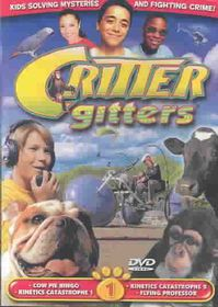 Critter Gitters Vol.1 (4 Episodes) - (Region 1 Import DVD)