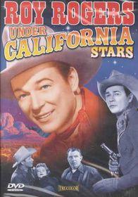 Under California Stars - (Region 1 Import DVD)