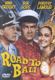 Road to Bali - (Region 1 Import DVD)