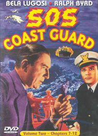 Sos Coast Guard Vol. 2 Chapters 7-12 - (Region 1 Import DVD)