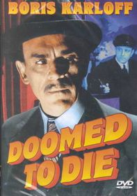 Doomed to Die - (Region 1 Import DVD)
