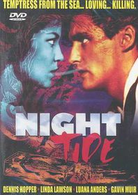 Night Tide - (Region 1 Import DVD)