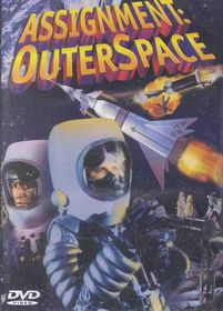 Assignment:Outer Space - (Region 1 Import DVD)