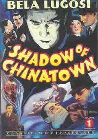 Shadow of Chinatown Vol. 1 - (Region 1 Import DVD)