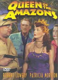 Queen of the Amazons - (Region 1 Import DVD)