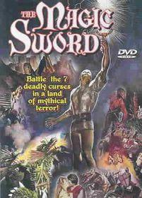 Magic Sword - (Region 1 Import DVD)