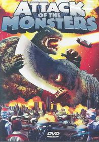 Attack of the Monsters - (Region 1 Import DVD)