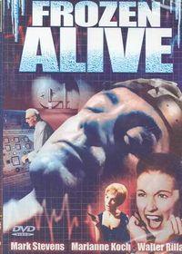 Frozen Alive - (Region 1 Import DVD)