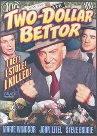 Two Dollar Bettor - (Region 1 Import DVD)