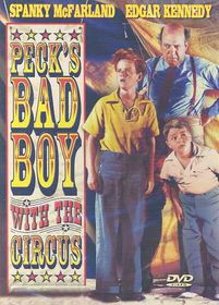 Peck's Bad Boy with the Circus - (Region 1 Import DVD)