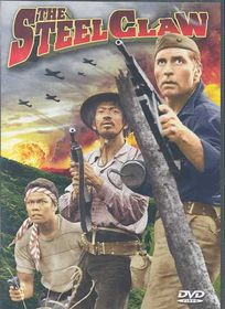 Steel Claw - (Region 1 Import DVD)