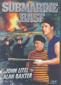 Submarine Base - (Region 1 Import DVD)