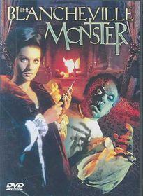 Blancheville Monster - (Region 1 Import DVD)