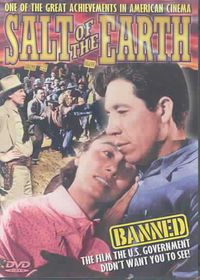 Salt of the Earth - (Region 1 Import DVD)