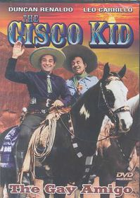 Cisco Kid in the Gay Amigo - (Region 1 Import DVD)