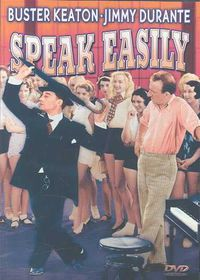 Speak Easily - (Region 1 Import DVD)